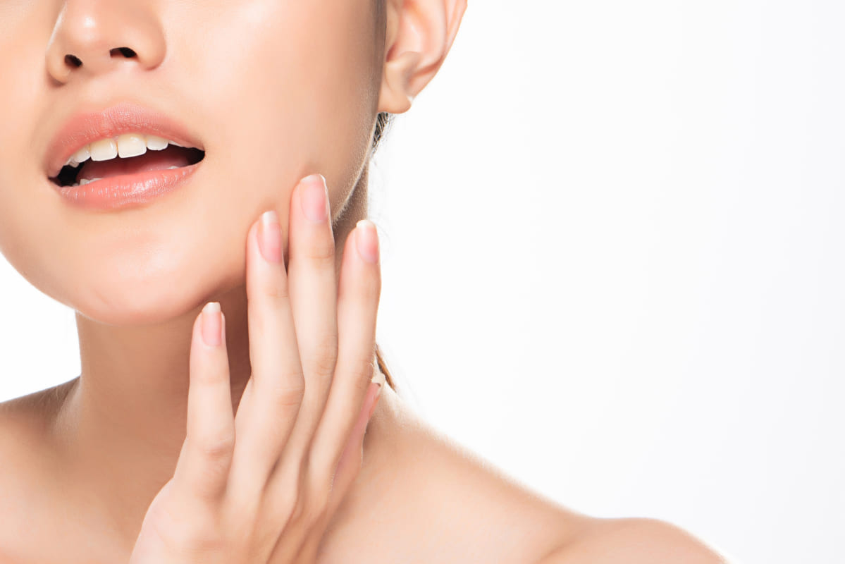 da mặt nhạy cảm cần được chăm sóc kỹ lưỡng