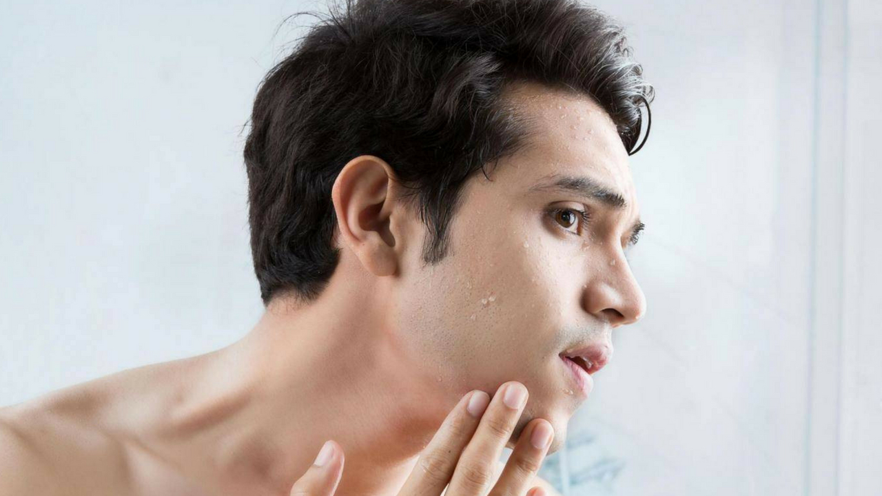 Chăm sóc da cho nam với làn da khô cần chú ý điều gì