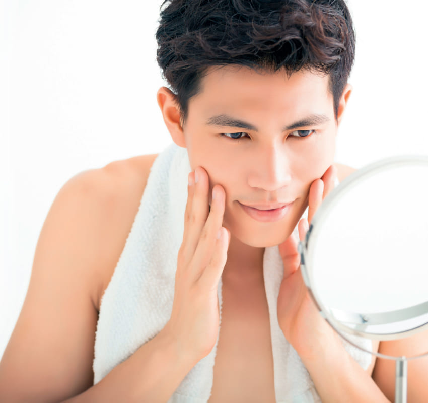 Phái mạnh cũng cần dưỡng ẩm cho da mỗi ngày