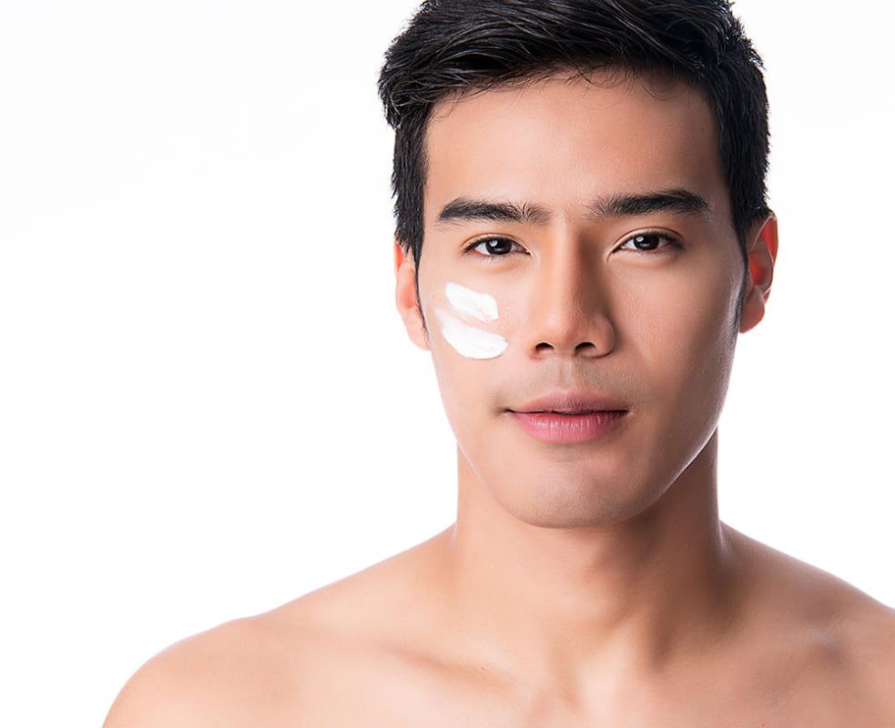 Chăm sóc da cho nam với bạn có thật sự quan trọng