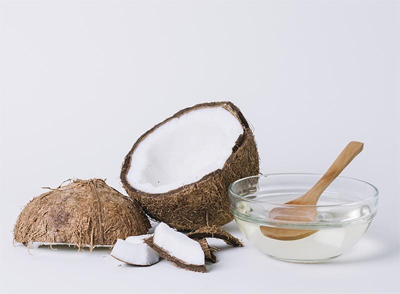 Chăm sóc da mặt đẹp và an toàn không thể bỏ qua dầu dừa