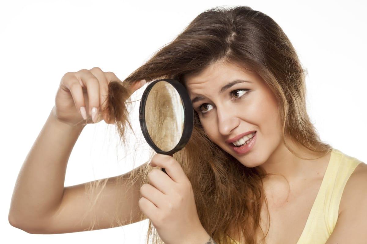 Hạn chế sử dụng hóa chất khi chăm sóc phục hồi tóc hư tổn