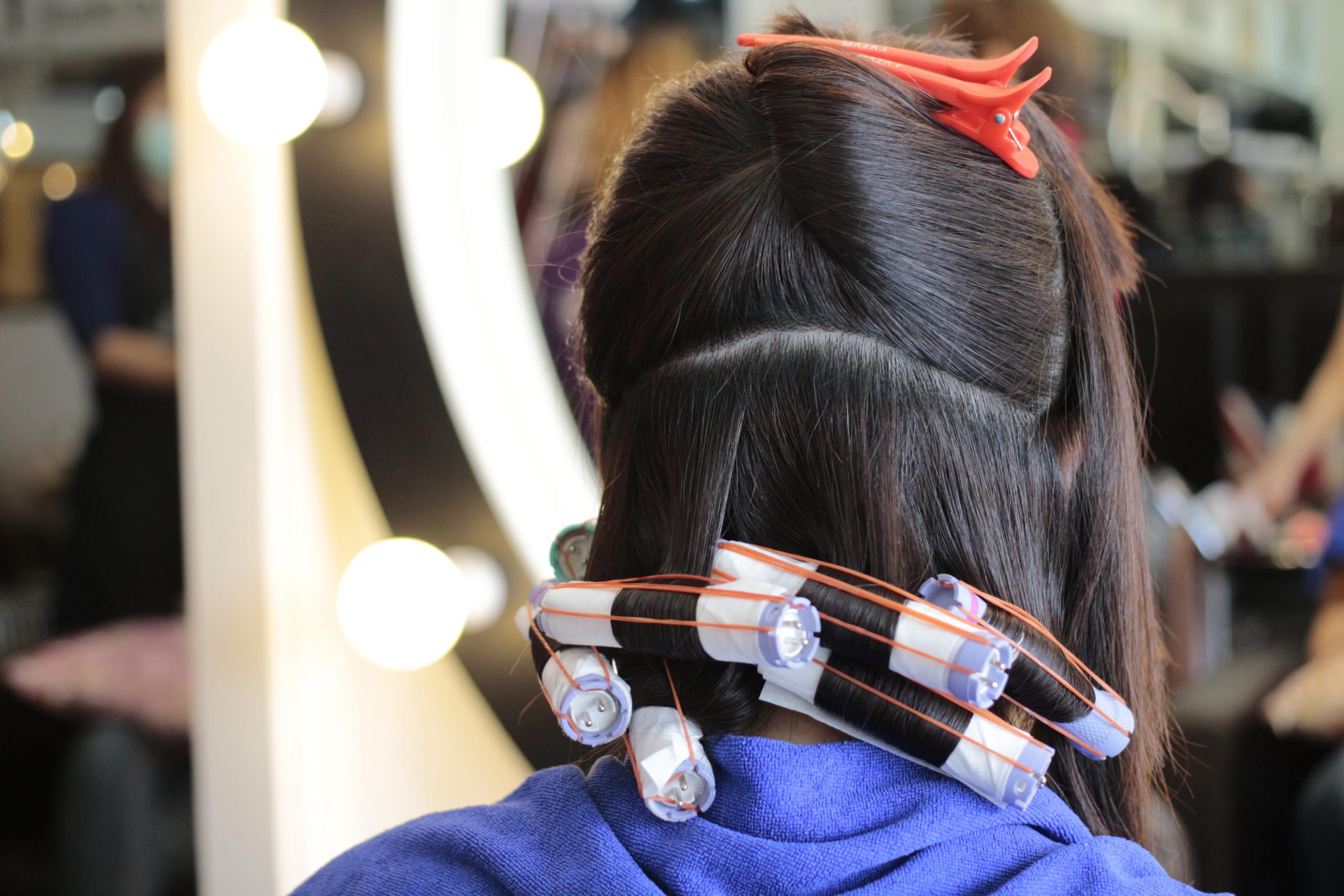 Tóc uốn và nhuộm cần có phương pháp chăm sóc tóc phù hợp