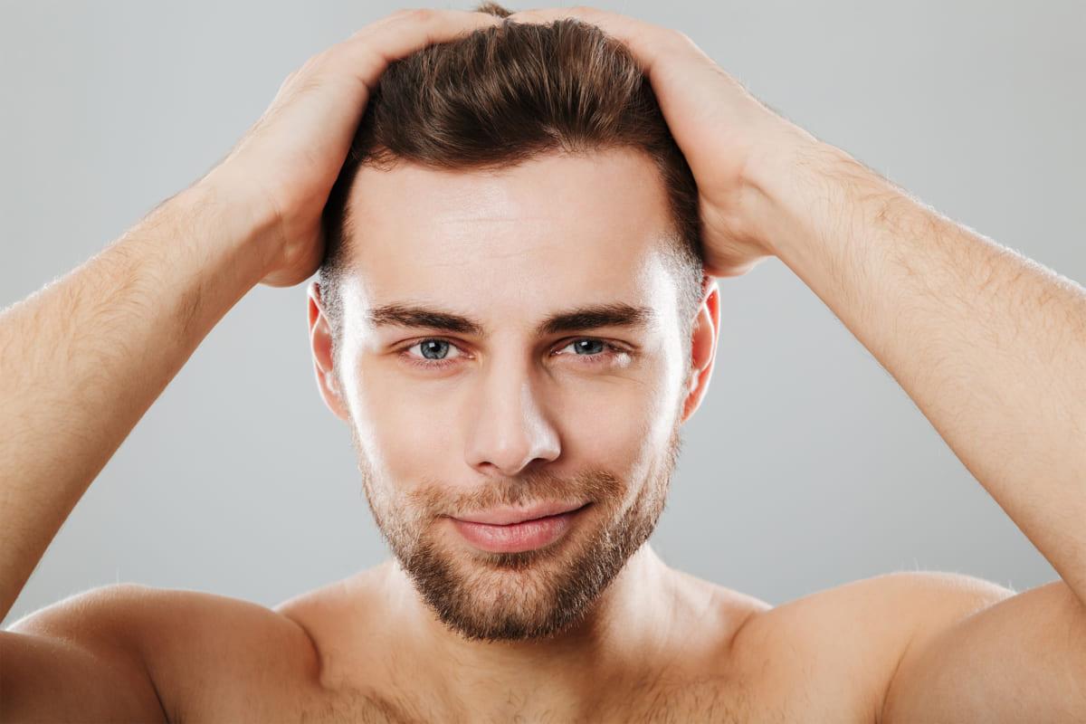 Nam giới cũng cần quan tâm đến việc chăm sóc tóc