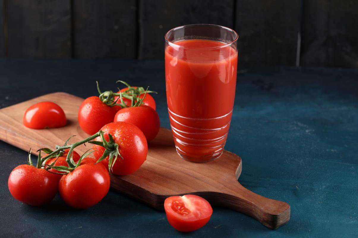 Điều trị nám với mặt nạ cà chua