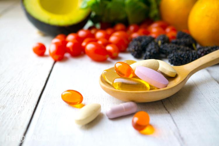 Thực phẩm chức năng hỗ trợ tăng cường sức khỏe