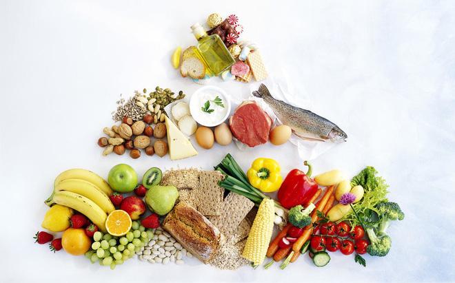 Đừng bỏ qua chế độ ăn uống lành mạnh trong thời gian sử dụng TPCN