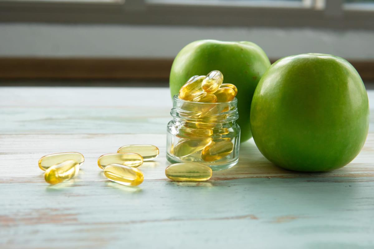 Vitamin E cung cấp cho da cần kiên trì để đạt được hiệu quả