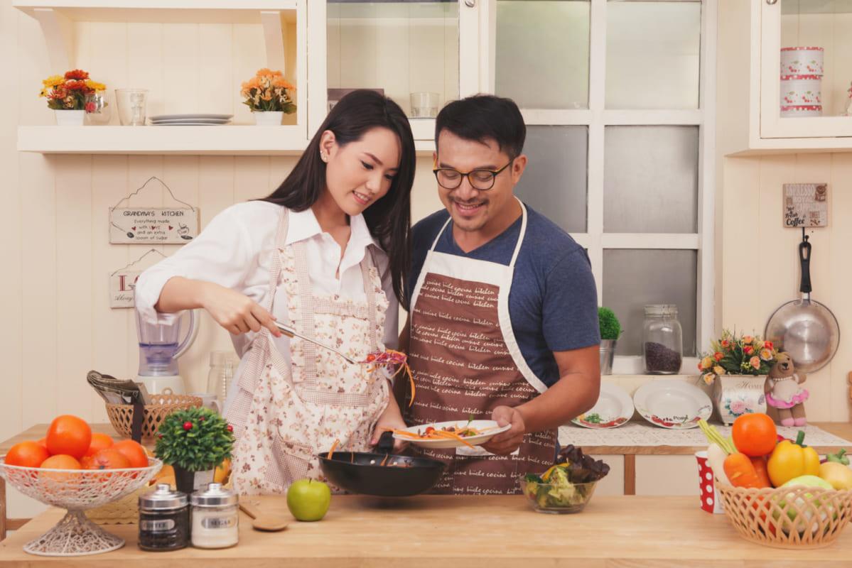 ăn uống tại nhà đảm bảo an toàn sức khoẻ mùa dịch bệnh covid-19