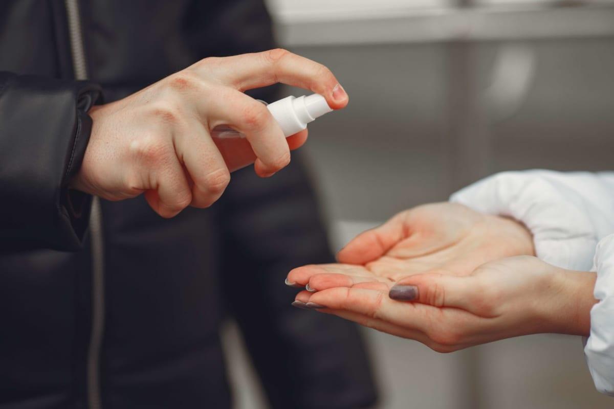 lựa chọn các loại nước rửa tay khác nhau để tiện cho việc sử dụng