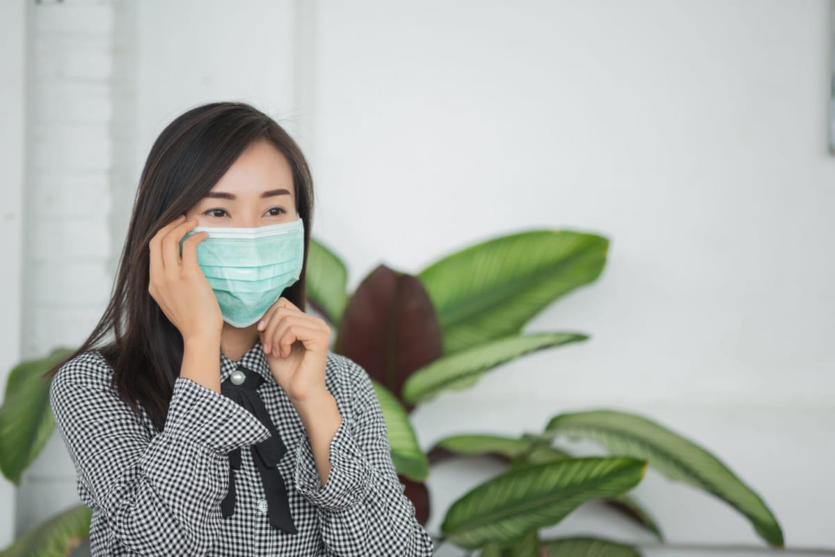 chuyên gia y tế khuyến kích sử dụng khẩu trang y tế phòng dịch