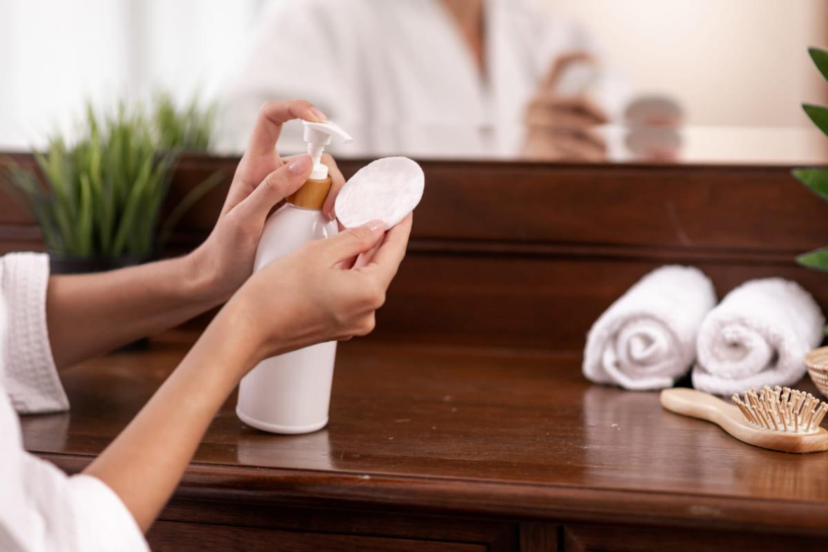 Bạn nên là sạch da mặt vào thời điểm nào trong ngày