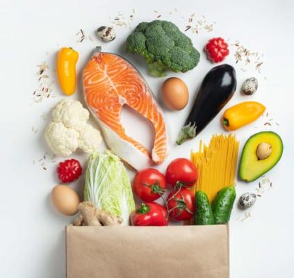 Thực phẩm cho mùa dịch cần được lựa chọn kỹ lưỡng để tăng cường sức khoẻ cho mọi người