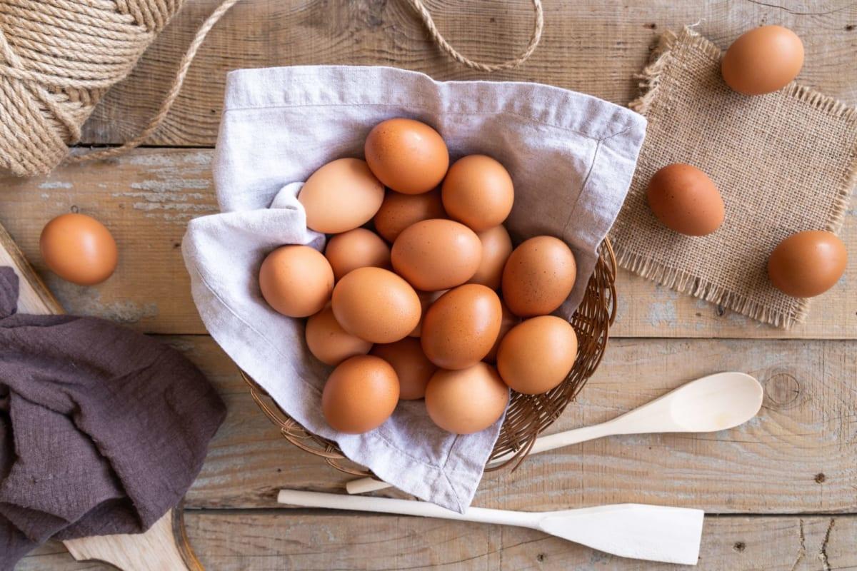 Trứng gà được xem là thực phẩm bổ sing dinh dưỡng không thể bỏ qua