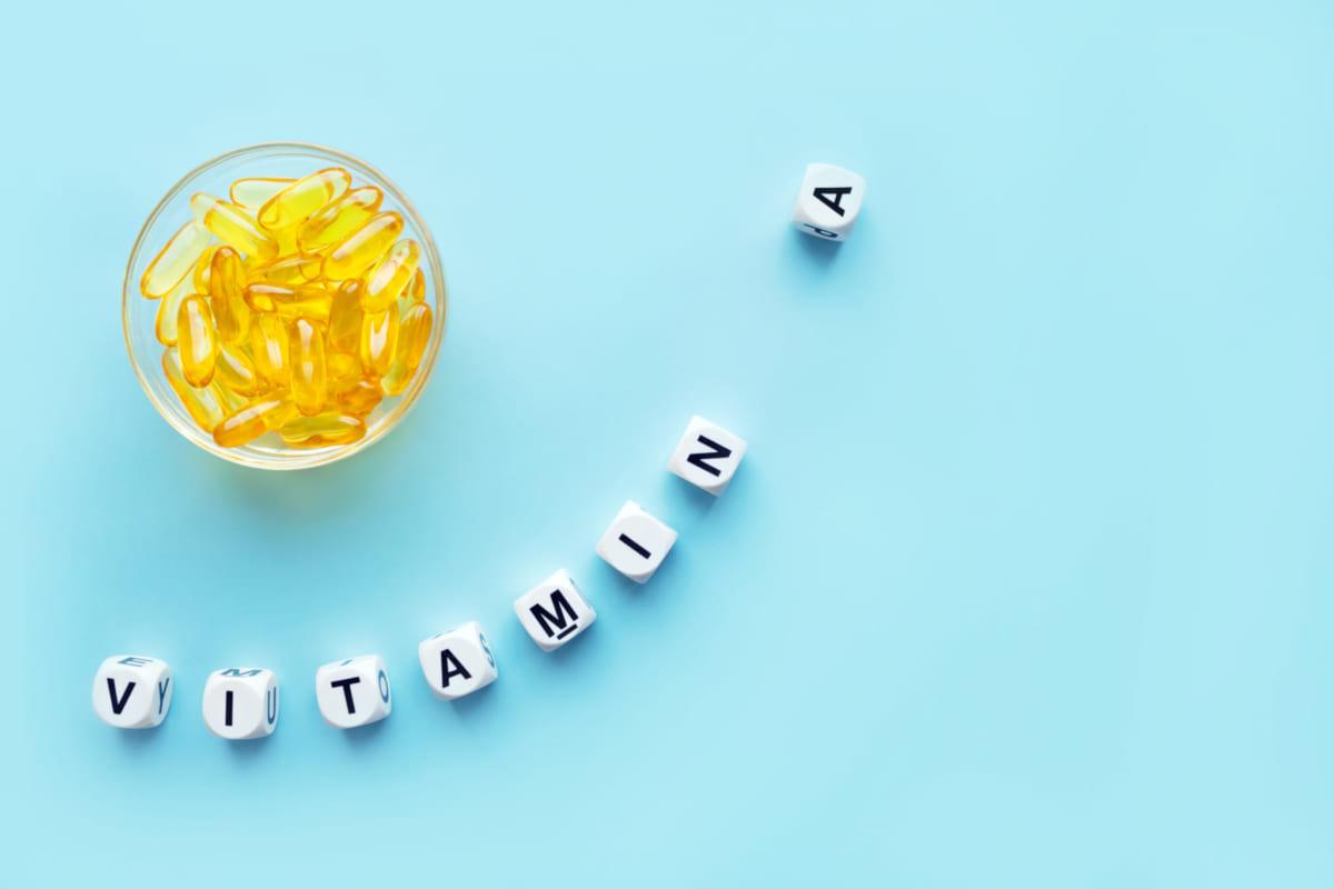 Vitamin cho da tốt được nhiều người ưu tiên sử dụng là vitamin A
