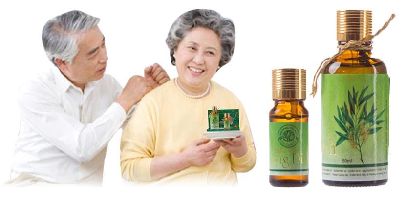 Nguồn gốc tinh dầu tràm cho người già